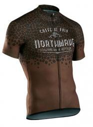 Northwave Caffe Al Volo kerékpáros rövid ujjú mez 2019