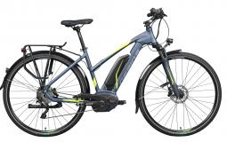 Gepida Alboin 1000 Alivio 9 Lady Szürke Túratrekking E-bike 2020