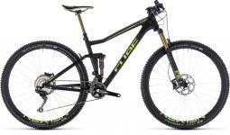 CUBE Stereo 120 HPC SLT 29 kerékpár 2018