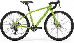 Merida Mission J CX zöld cyclocross kerékpár 2019