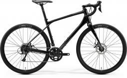 Merida Silex 200 fekete gravel kerékpár 2020