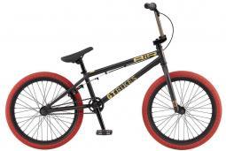 GT Air fekete BMX kerékpár 2019