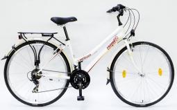 Csepel Landrider 28 21SP női fehér túratrekking kerékpár 2020