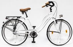 Csepel Cruiser Neo N3 fehér női cruiser kerékpár 2020