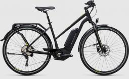 CUBE Touring Hybrid Exc 400 woman  2017