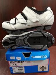 Shimano WM52 női kerékpáros cipő 2013