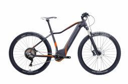 Gepida Asgard Pro XT11 Powertube E-bike 2018