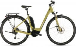 Cube Touring Hybrid One 400 zöld city/túratrekking e-bike 2020
