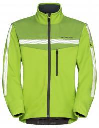 Vaude Men's  Luminum Sofshell Jacket téli kerékpáros kabát 2018