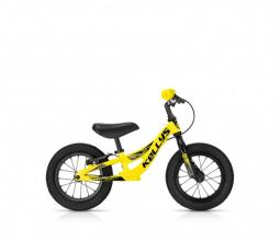 Kellys Kite 12 Race Yellow gyermek futóbicikli fékkel 2020