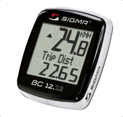Sigma BC 12.12 kerékpár computer 2018