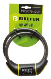Bikefun Riddle 10x800 4 kódos sodrony lakat 2018