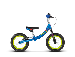 Kross Mini kék-sárga futóbicikli 2018