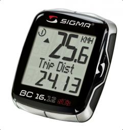 Sigma BC 16.12 STS kerékpár computer 2018