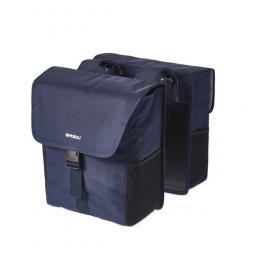 Basil Go Double Bag csomagtartótáska 2018
