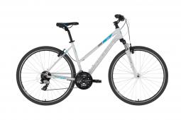 Kellys Clea 30 White női cross trekking kerékpár 2020