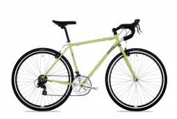 Csepel Rapid 3* 17 zöld gravel kerékpár 2020