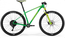 Merida Big.Nine Limited Edition MTB kerékpár váz 2018
