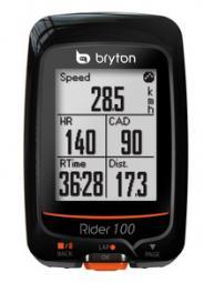 Bryton Rider 100E GPS kerékpár computer 2018