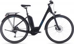 Cube Touring Hybrid One 500 fekete city/túratrekking e-bike 2020