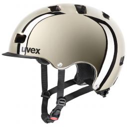 Uvex HLMT 5 Bike Pro Chrome városi sisak 2020