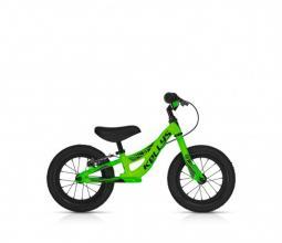 Kellys Kite 12 Race Neon Green gyermek futóbicikli fékkel 2020