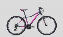 CTM Charisma 1.0 kék-pink női MTB 27,5