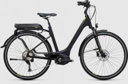 CUBE Touring Hybrid Exc 400 city  2017