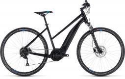 Cube Cross Hybrid ONE 400 Woman Elektromos Kerékpár  2018