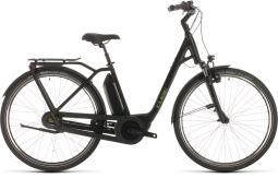 Cube Town Hybrid Pro 400 fekete city e-bike 2020