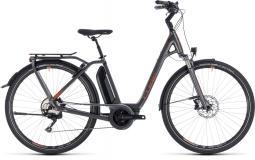 Cube Town Hybrid Sport Pro 400 Mono Tube Elektromos Kerékpár  2018