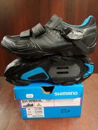 Shimano WM64 női kerékpáros cipő 2014