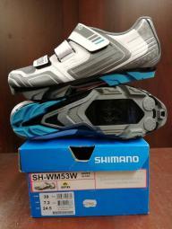 Shimano WM53 női kerékpáros cipő 2013