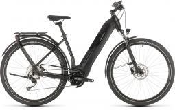 Cube Kathmandu Hybrid One 500 fekete city/túratrekking e-bike 2020