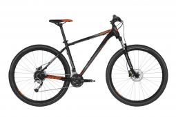 Kellys Spider 50 Black Orange MTB 29