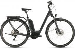 Cube Touring Hybrid Pro 500 sötétszürke city/túratrekking e-bike 2020