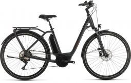 Cube Town Sport Hybrid Pro 400 sötétszürke city e-bike 2020