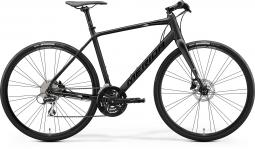 Merida Speeder 100 matt fekete fitness kerékpár 2020