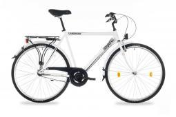 Csepel Landrider 28 N3 férfi fehér túratrekking kerékpár 2020