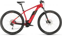 Cube Reaction Hybrid One 500 piros MTB 29