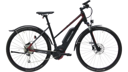 Hercules Rob Cross Sport 9.1 női cross trekking e-bike 2019