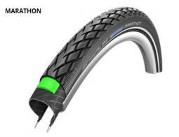 Schwalbe 26X1.25 Marathon Perf HS420 GREENG END REF TW 580 g 26 coll MTB külső gumi 2020