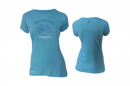Kellys Women's BIKE Mission blue vagy grey póló 2017