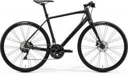 Merida Speeder 400 fekete fitness kerékpár 2020