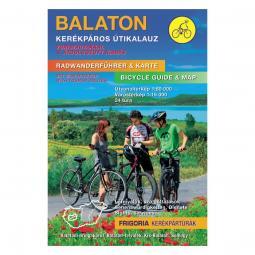 Frigoria Balaton kerékpáros útikalauz 2017