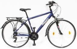 Csepel Traction 100 kék túratrekking kerékpár 2020
