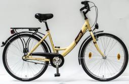 Csepel Budapest A 26/17 N3 városi kerékpár 2018