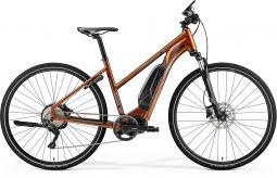Merida Espresso 500 Lady Cross Trekking E-bike 2019