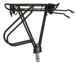 Bikefun Alu 24-28 állítható csomagtartó 2018