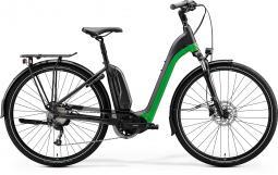 Merida eSpresso City 200 EQ fekete-zöld city e-bike 2020